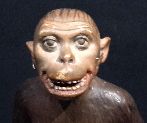 Rare Erotica Naughty Monkey