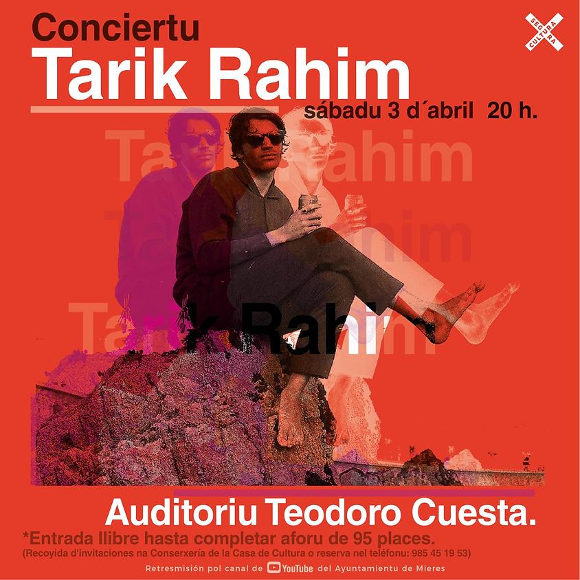 Tarik Rahim en Mieres