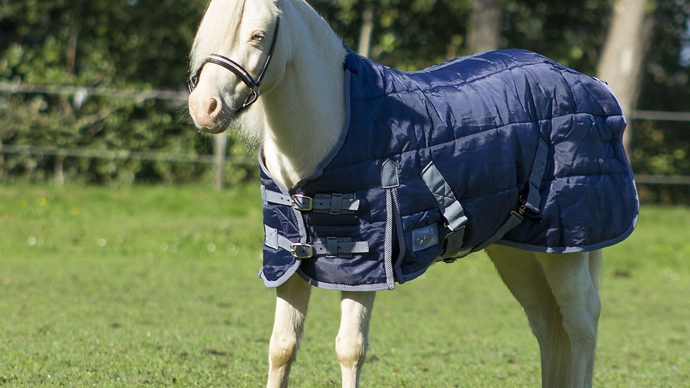 Couverture d'écurie cheval Falabella 200gr