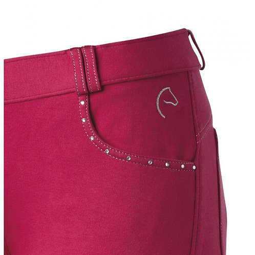 "Pantalon EQUITHÈME ""Diamond"""