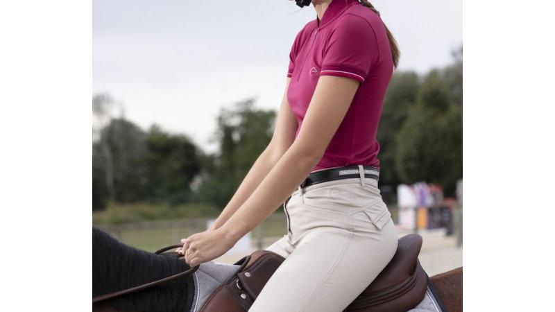 """Casque d'équitation PRO SERIES """"Hybrid Rose Gold"""""""