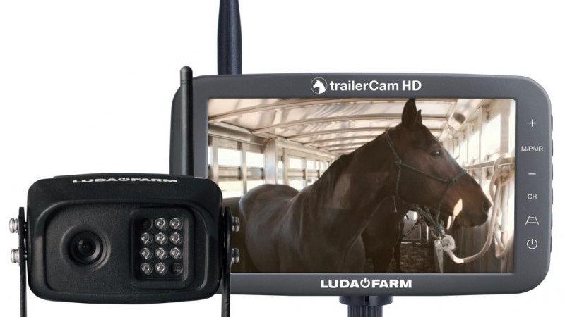 """Caméra de surveillance LUDA FARM """"TrailerCam HD"""""""