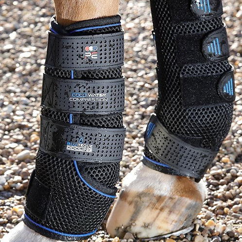 Guetre Cold Water Compression Boots cheval