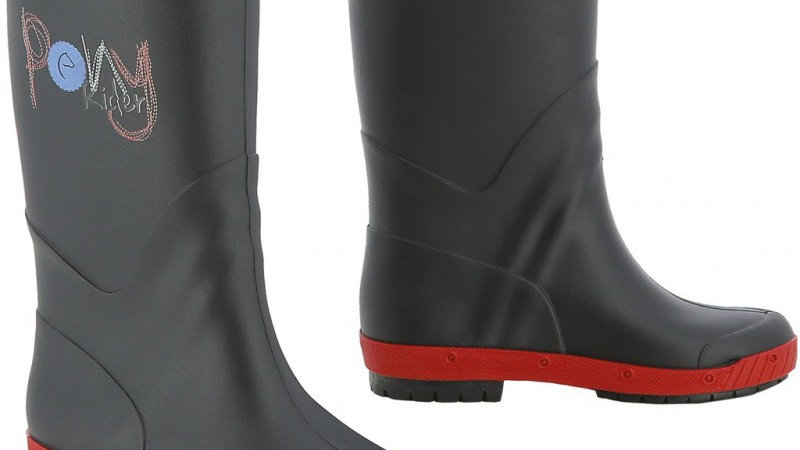 "Bottes synthétiques EQUI-KIDS ""Pony Rider"""