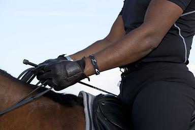 Cravache et éperon d'equitation pour monter à cheval. Matériel du cavalier