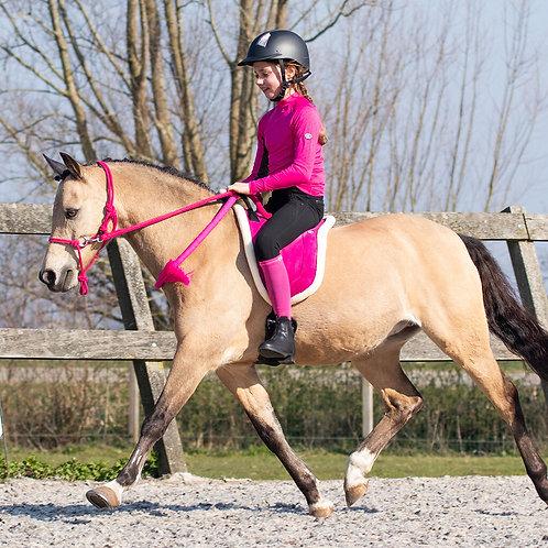 Tapis de monte à cru d'équitation