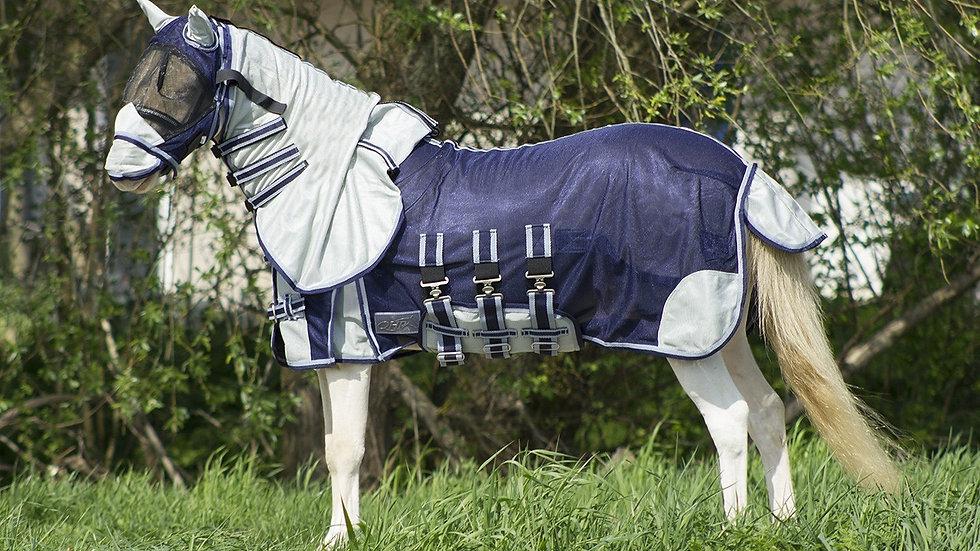 Couverture anti mouches cheval Falabella