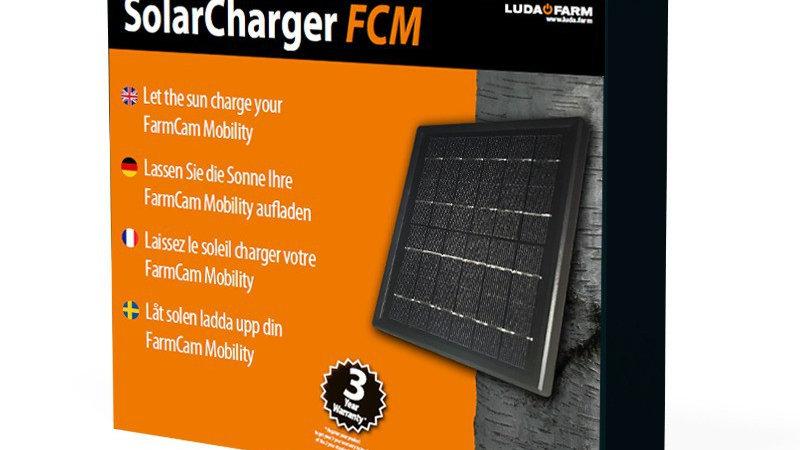 """Panneau solaire LUDA FARM """"FarmCam Mobility 4G"""""""