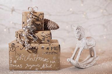 Cadeaux equestres cheval et cavalier ayant la Passion d'équitation.