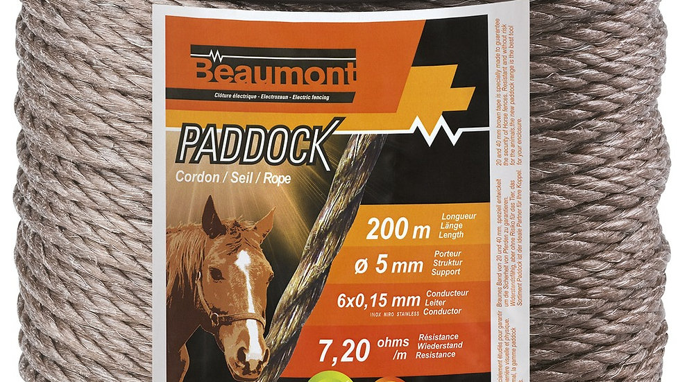 "Cordon ""Paddock"" 5 mm"