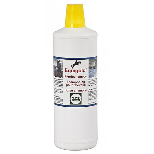 EQUIGOLD® Shampooing pour chevaux