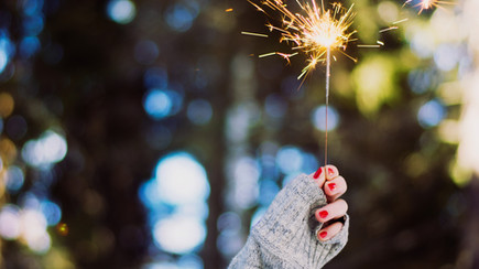 Being grateful and why I'm looking forward to the new year