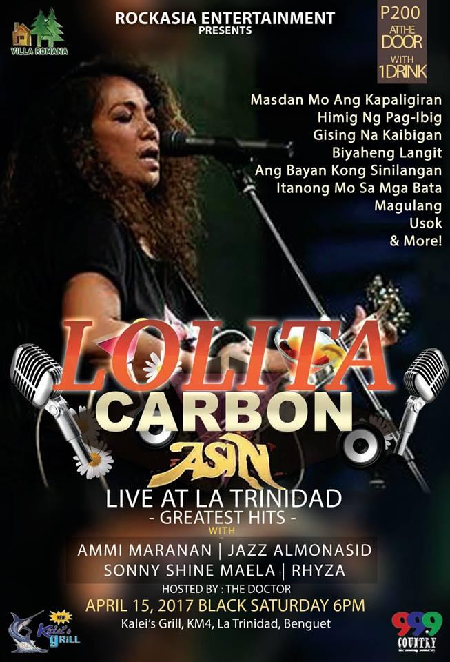 Lolita Carbon