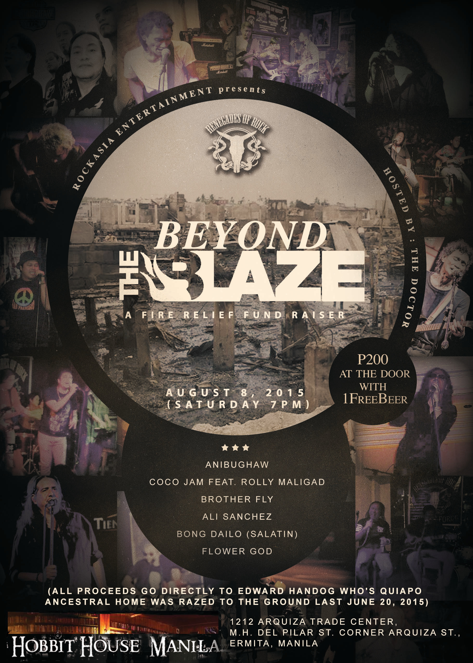 Beyond the Blaze