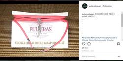 Pulseras packaging