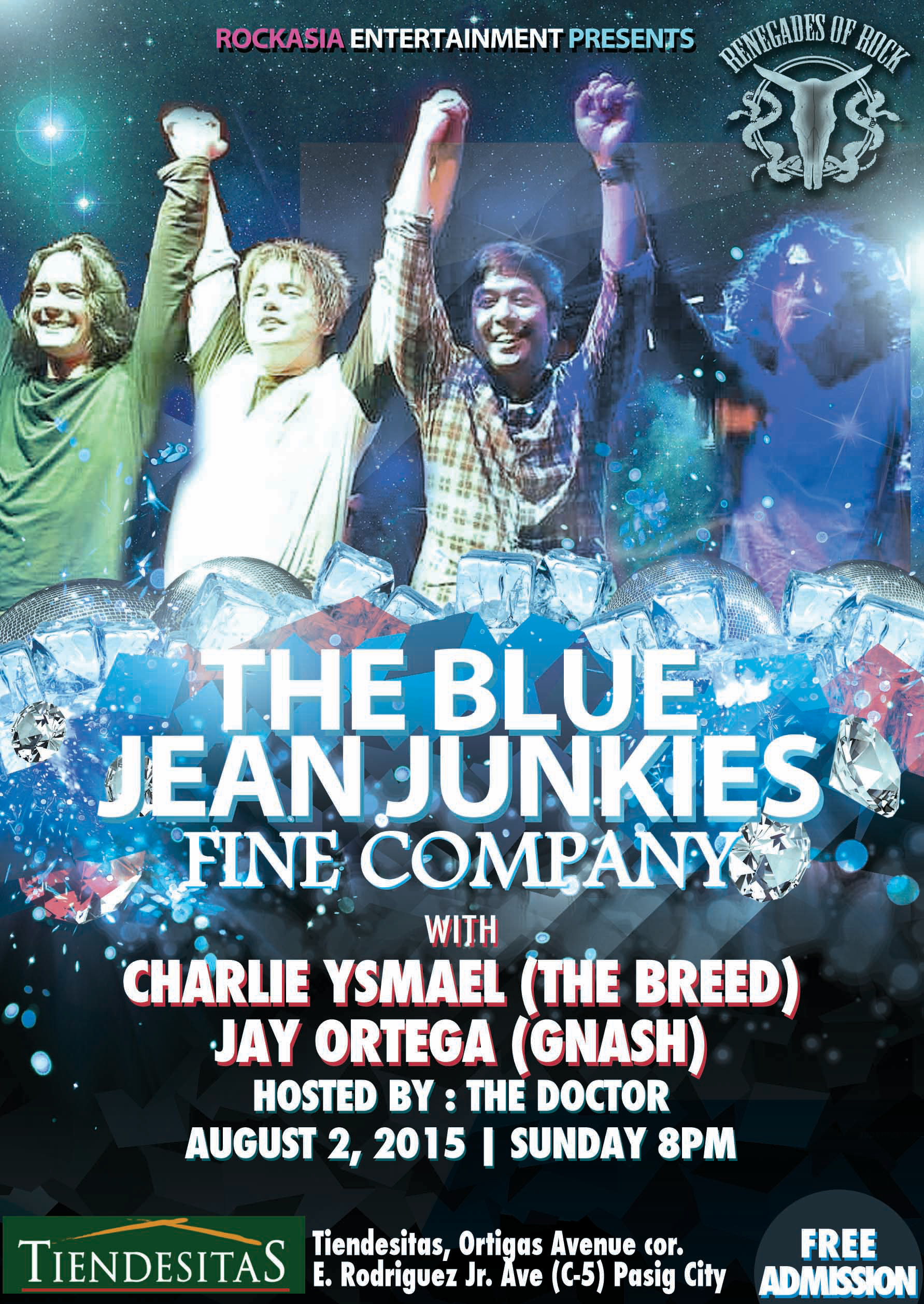 The Blue Jean Junkies