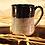 Thumbnail: Black Spotted Small Mug