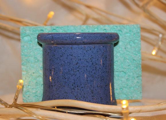 Blue Sponge Holder