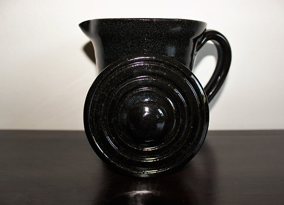 Black Gravy Pitcher