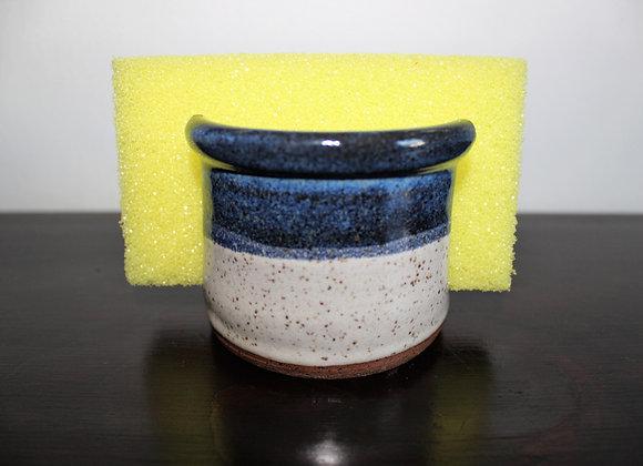 Floating Blue - Cream Sponge Holder