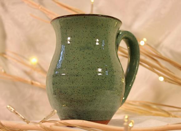 Green Round Mug
