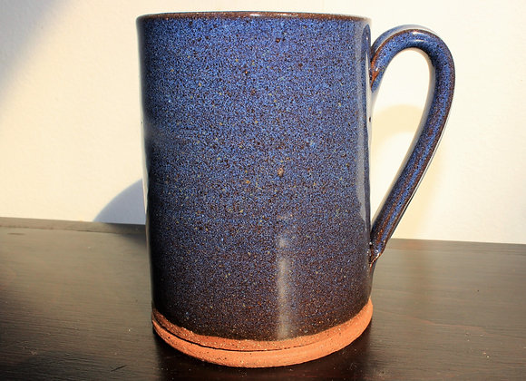 Floating Blue Small Mug