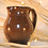 Thumbnail: Brown Large Syrup Pitcher