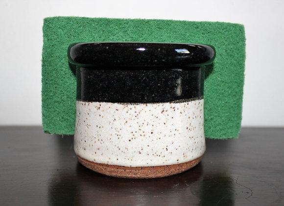 Black - Cream Sponge Holder