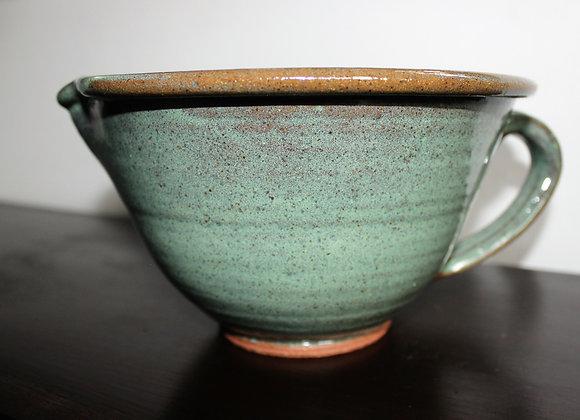 Green Large Mixing Bowl