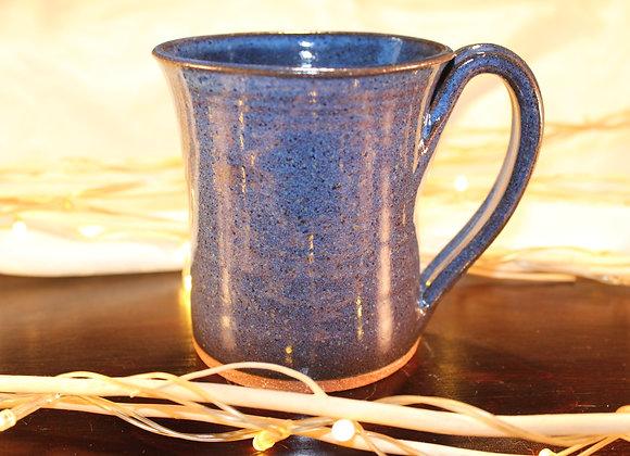 Floating Blue Large Mug