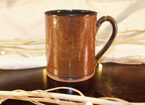 Brown Small Mug