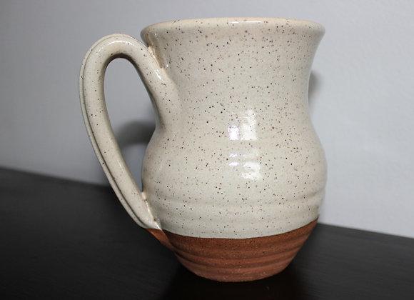 Cream Round Mug