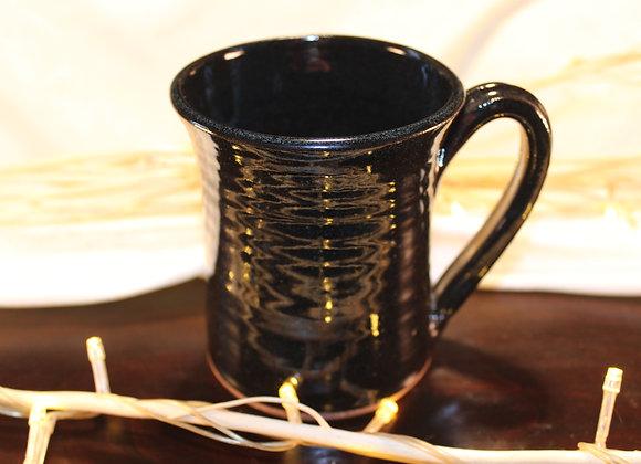 Black Large Mug