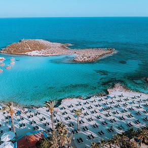 Οι αγαπημένες μου παραλίες στην Κύπρο