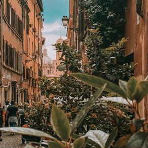 Ρώμη η αιώνια...αγαπημένη!