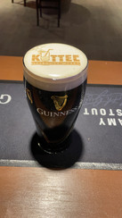 Personalized Guinness Pint