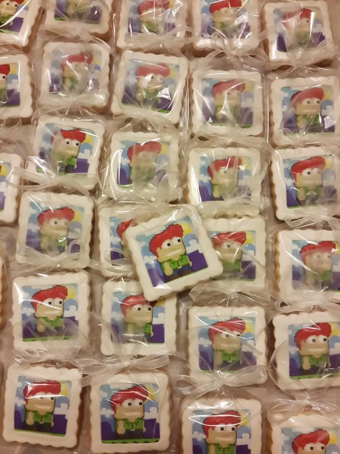 Growtopia Kurabiye & Cupcakeler