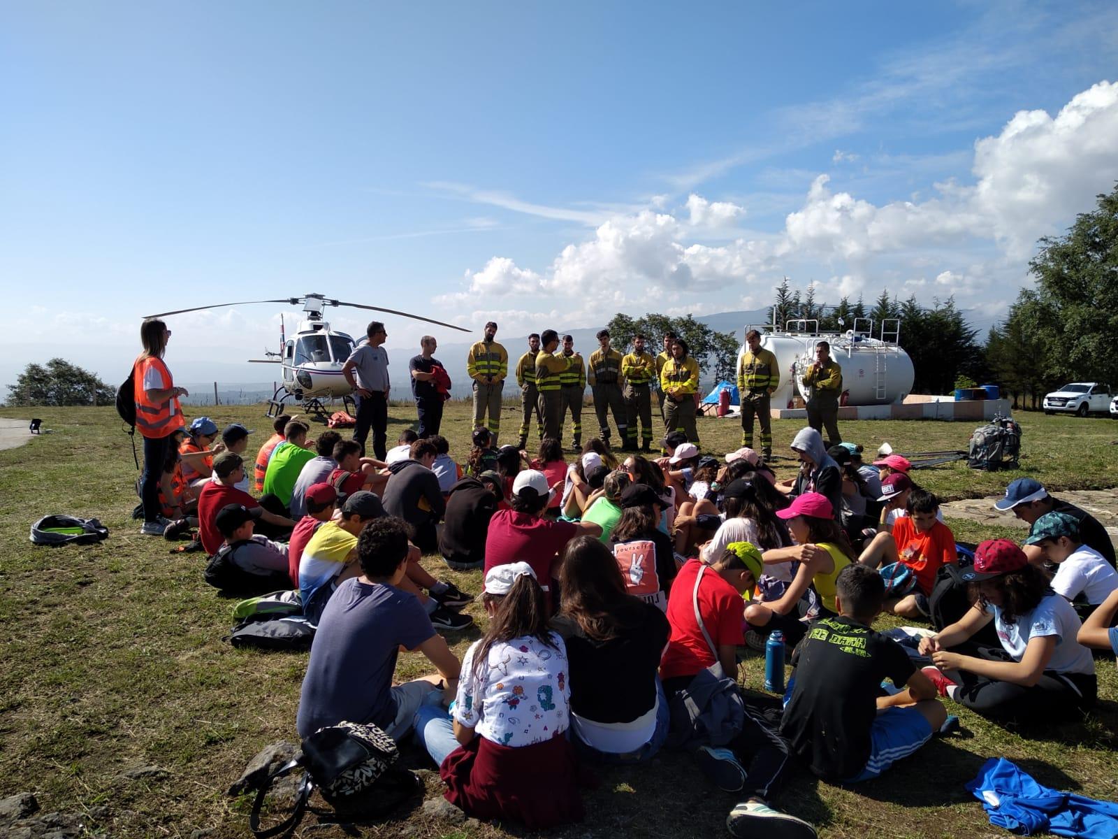 Visita_Base_Helicópteros_San_Xoán