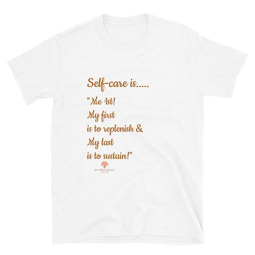 CFE's Message Unisex T-Shirt