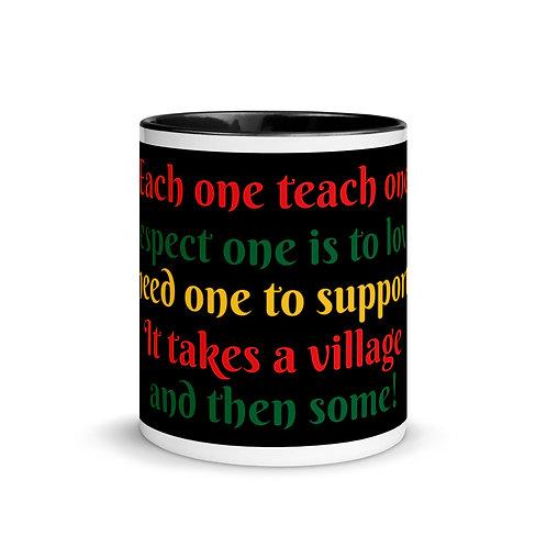 CFE's Commitment Mug