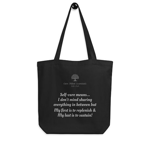 CFE's Message Eco Friendly Tote Bag