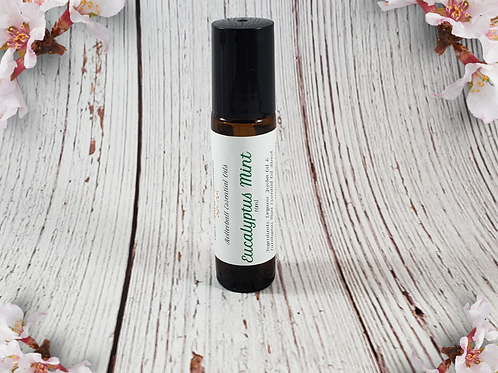 Rollerball Essential Oil (Eucalyptus Mint)