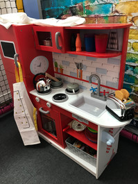 Role Play Kitchen!