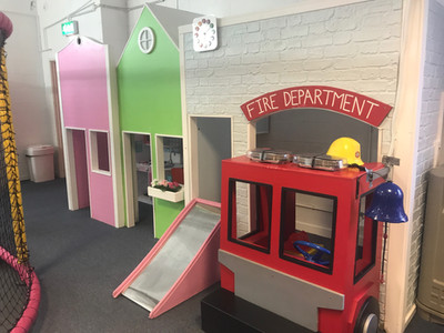 Fire Department Role Play