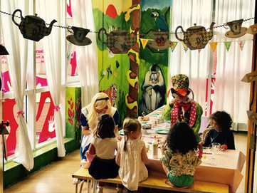 Mad Hatters Tea Party Event!