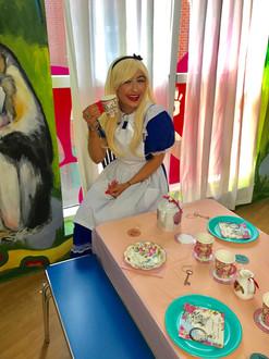 Alice's Tea Party