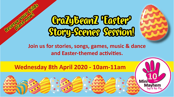 CBeanz easter session.png