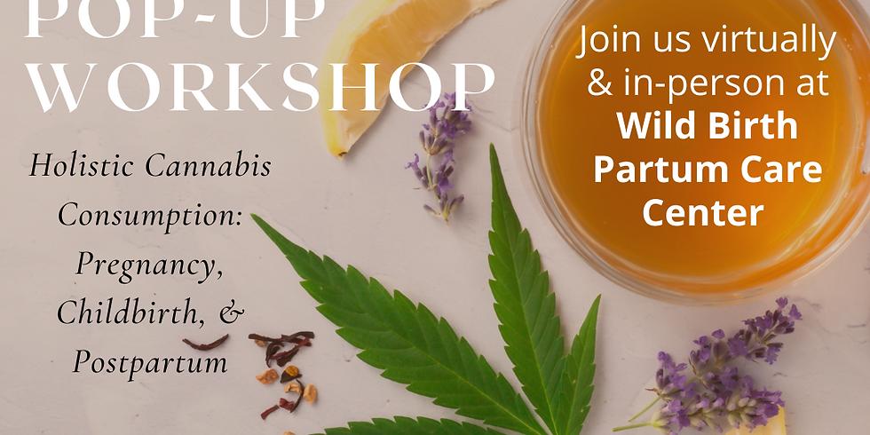The Cannabis Doula Pop-Up Workshop - Atlanta