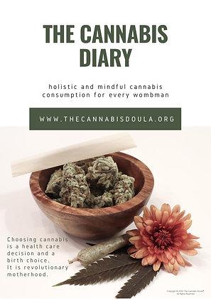 The Cannabis Diary - Printable