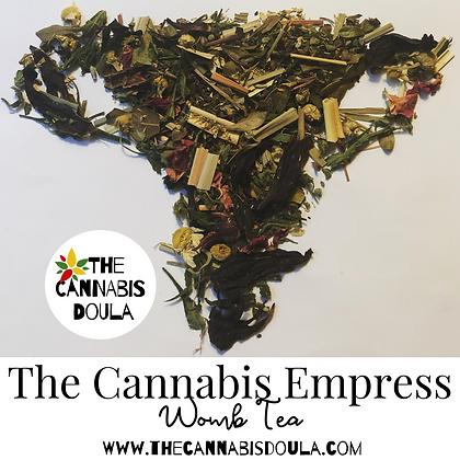 The Cannabis Empress CBD Womb Tea